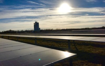 City of Gothenburg Solar Farm